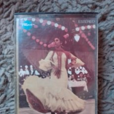 Cassetes antigas: LOS CHOQUEROS-FIESTA EN ANDALUCIA. Lote 132489638