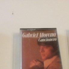 Casetes antiguos: G-KIKO54 CASETE GABRIEL MORENO CANCIONERO. Lote 132847506