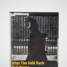 Casetes antiguos: CINTA DE CASETE / CASSETTE SINGLE - NEIL YOUNG AFTER THE GOLD RUSH - REPRISE / WEA - GERMANY 1972. Lote 133642942