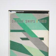 Casetes antiguos: CINTA DE CASETE / CASSETTE - DAZZLE SHIPS OMD / ORCHESTRAL MANOEUVRES IN THE DARK - VIRGIN, 1983. Lote 133701198