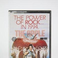 Casetes antiguos: CINTA DE CASETE/CASSETTE - THE POWER OF ROCK IN 1994 THE APPLE -BANDA SONORA ORIGINAL - BELTER, 1981. Lote 133701317