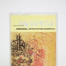 Casetes antiguos: CINTA DE CASETE / CASSETTE - BACKBEAT, BANDA SONORA ORIGINAL - VIRGIN - AÑO 1994 - AMERICA. Lote 133708274