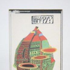 Casetes antiguos: CINTA DE CASETE/CASSETTE - PUBLIC IMAGE LIMITED, HAPPY? - VIRGIN - AÑO 1987. Lote 133736430