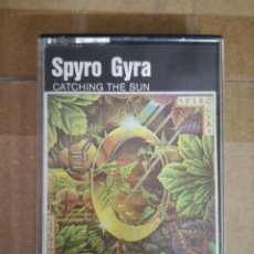 Casetes antiguos: CASETE ... SPYRO GYRA ... CATCHING THE SUN. Lote 134010431