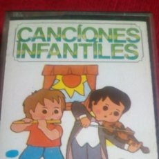 Casetes antiguos: CANCIONES INFANTILES. Lote 134165350