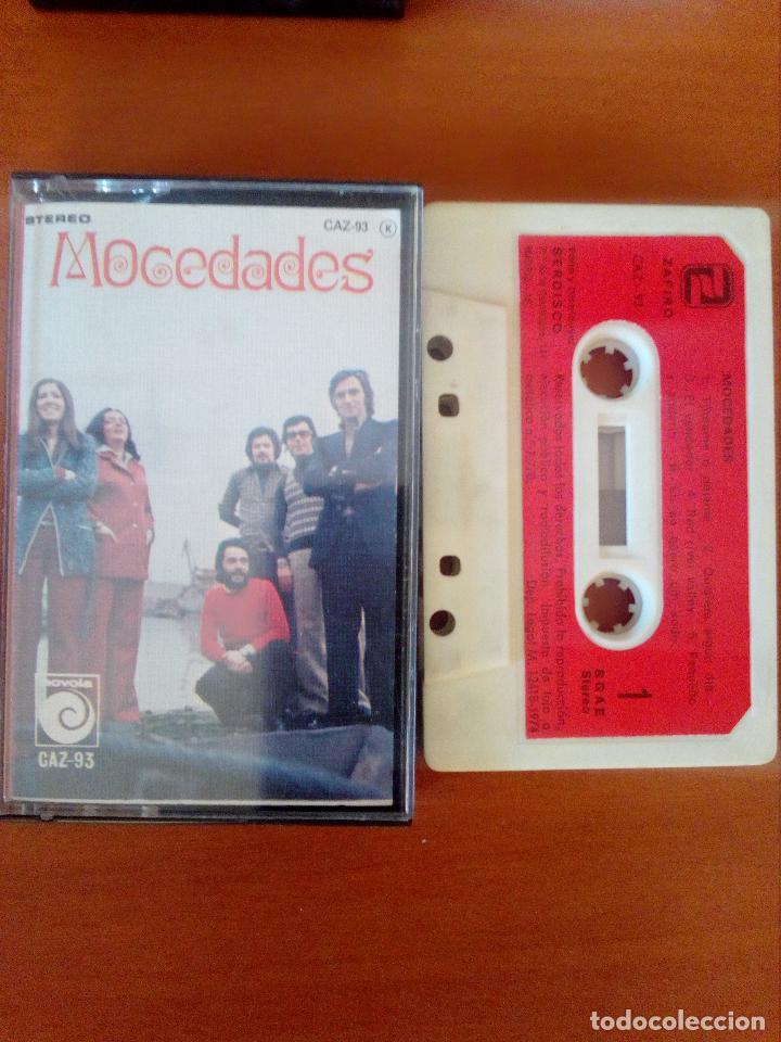 MOCEDADES CASETE 1979 RARO (Música - Casetes)