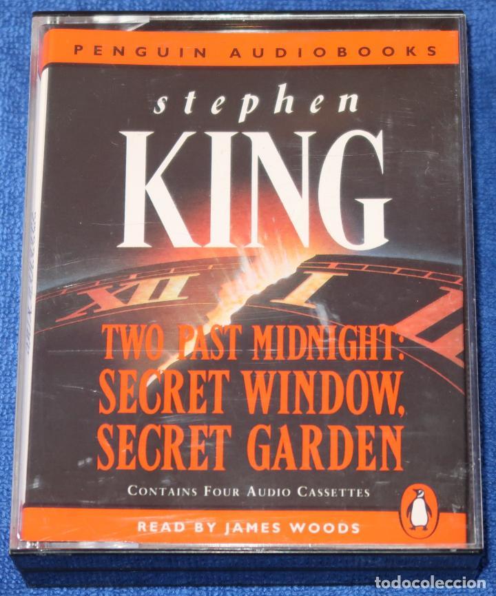 STEPHEN KING - PENGUIN AUDIOBOOKS (1994) (Música - Casetes)