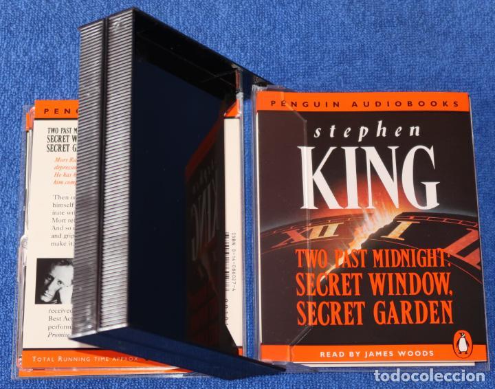 Casetes antiguos: Stephen King - Penguin Audiobooks (1994) - Foto 2 - 134247442