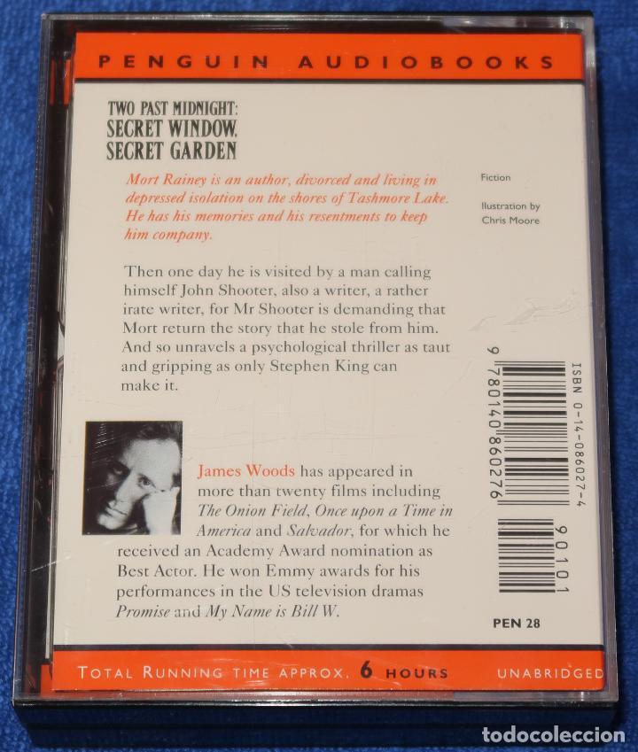 Casetes antiguos: Stephen King - Penguin Audiobooks (1994) - Foto 4 - 134247442