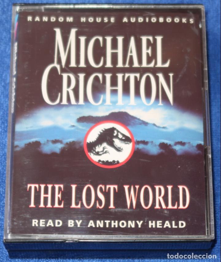 THE LOST WORL - MICHAEL CRICHTON - PENGUIN AUDIOBOOKS (1995) (Música - Casetes)