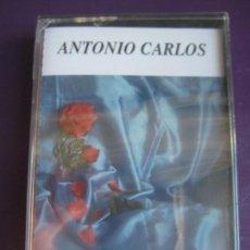 Casetes antiguos: ANTONIO CARLOS CASETE SOLERA PRECINTADA - SENTIMIENTOS - BALADA POP. Lote 135396154