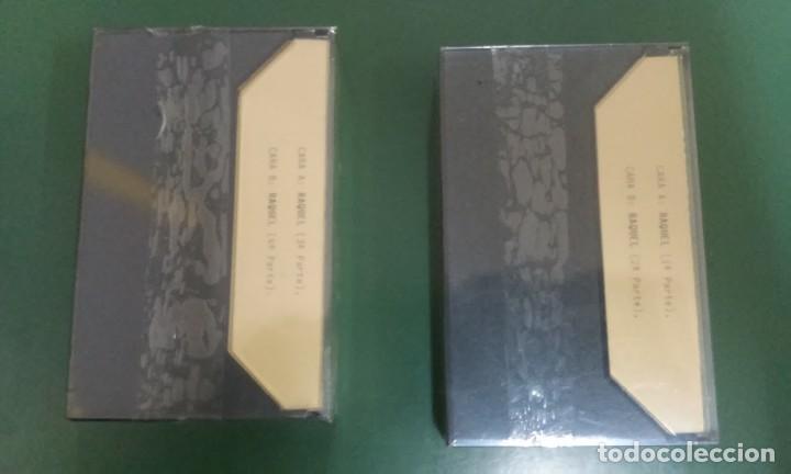 Casetes antiguos: Raquel. García de la Huerta. Teatro español. Casetes nuevos. 2 vols. Ilustración. Siglo XVIII - Foto 2 - 135813282