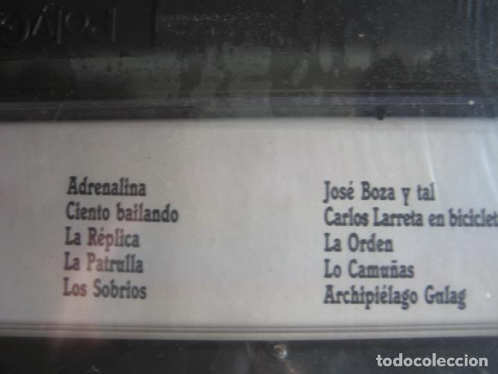 Casetes antiguos: MADRID POP DOBLE CASETE ACUARIO - LO CAMUÑAS - CIENTO BAILANDO - CARLOS LARRETA ETC.. HARD ROCK FUNK - Foto 4 - 136342894