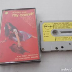 Casetes antiguos: SOUNDS LIKE. RAY CONNIFF. Lote 136596166