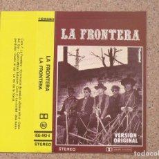 Casetes antiguos: LA FRONERA - RECOPILATORIO DE 1988. Lote 136670354