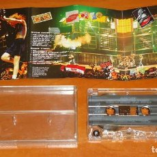 Casetes antiguos: AC/DC - LIVE - CASSETTE [ATCO RECORDS, EUROPE, 1992]. Lote 137606222