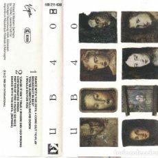 Casetes antiguos: UB40 - UB40 (ESPAÑA, 1988). Lote 137864486
