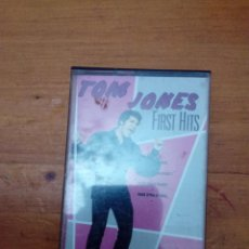 Casetes antiguos: TOM JONES. FIRST HITS. C17F. Lote 138819142