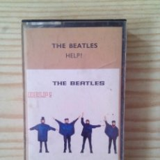 Casetes antiguos: THE BEATLES - HELP - CASETE - 1964 - RAREZA. Lote 138901134