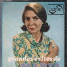 Casetes antiguos: MARIA DOLORES PRADERA - GRANDES EXITOS / CASSETTE ZAFIRO DE 1968 RF-935. Lote 139253946