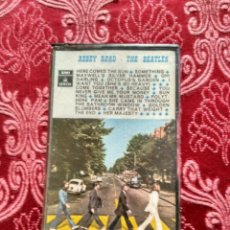 Casetes antiguos: CASETE ABBEY ROAD THE BEATLES 1970. Lote 139692822