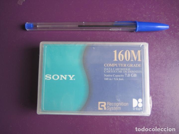 SONY 160M COMPUTER GRADE - DATA CARTRIDGE 7.0 GB - PRECINTADA SIN USO - PC COMPUTADORA segunda mano