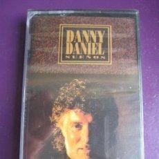 Casetes antiguos: DANNY DANIEL CASETE PRECINTADA 1991 - SUEÑOS - POP BALADA 70'S - 90'S . Lote 140683734