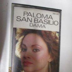 Casetes antiguos - PALOMA SAN BASILIO - DAMA - HISPAVOX - 141172982