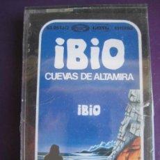 Casetes antiguos: IBIO CASETE MOVIEPLAY GONG PRECINTADA 1978 - CUEVAS DE ALTAMIRA - ROCK PROGRESIVO. Lote 294517368