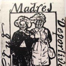 Casetes antiguos: CLUB MADRES DEPORTIVAS - EL RELICARIO. Lote 141340326