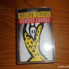 Casetes antiguos: ROLLING STONES. VOODOO LOUNGE. VIRGIN, 1994. EDT HOLLAND. CASETE. Lote 141482034