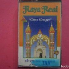 Casetes antiguos: CASETE CASETES CASSETE DE RAYA REAL Nº 144. Lote 141704158