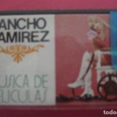 Casetes antiguos: CASETE CASETES CASSETE DE PANCHO RAMIREZ Nº 147. Lote 141704458
