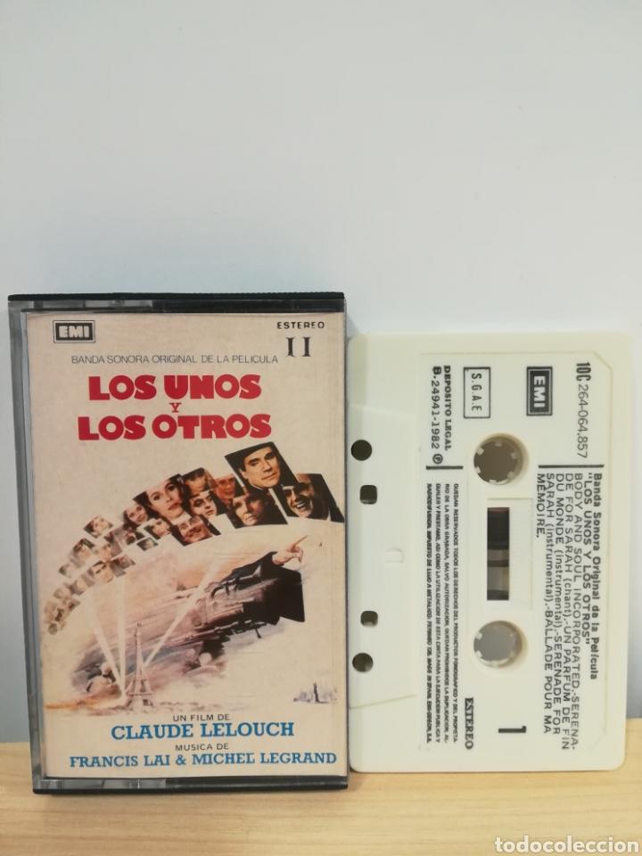 BSO LOS UNOS Y LOS OTROS 1981 (Música - Casetes)