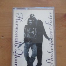 Casetes antiguos: SHAKESPEARS SISTER HORMONALLY YOURS LONDON 1992. Lote 143344510