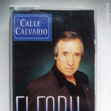 Casetes antiguos: EL FARY. CALLE CALVARIO. CASETE ZAFIRO 74321 64745 4. ESPAÑA 1999. RUMBA. APATRULLANDO LA CIUDAD.. Lote 144623846