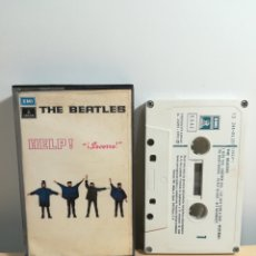 Casetes antiguos: THE BEATLES - HELP - EMI ODEON. Lote 144771860