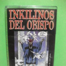 Casetes antiguos: INKILINOS DEL OBISPO ¿LA DIOCESIS ESTA ABURRIDA? CASETE CASSETTE. Lote 144903242