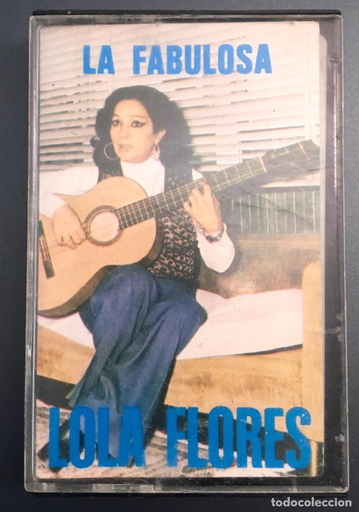 LOLA FLORES - 1975 (Música - Casetes)