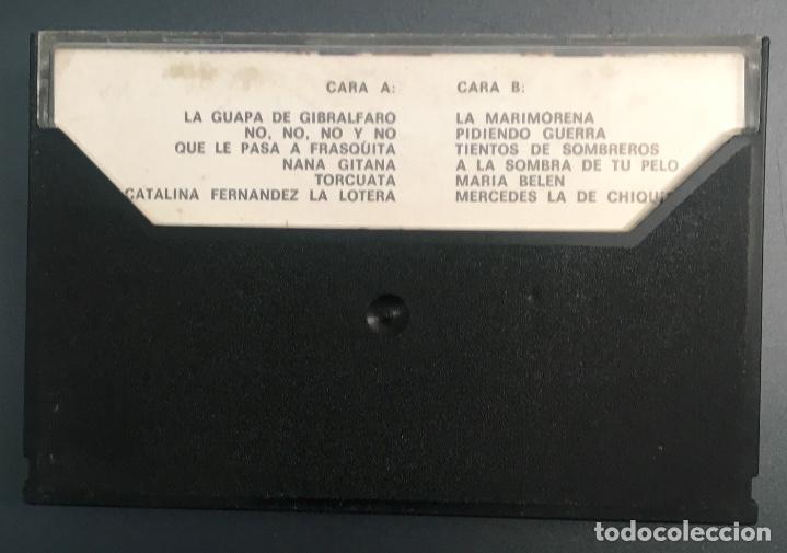 Casetes antiguos: Lola Flores - 1975 - Foto 2 - 145067418
