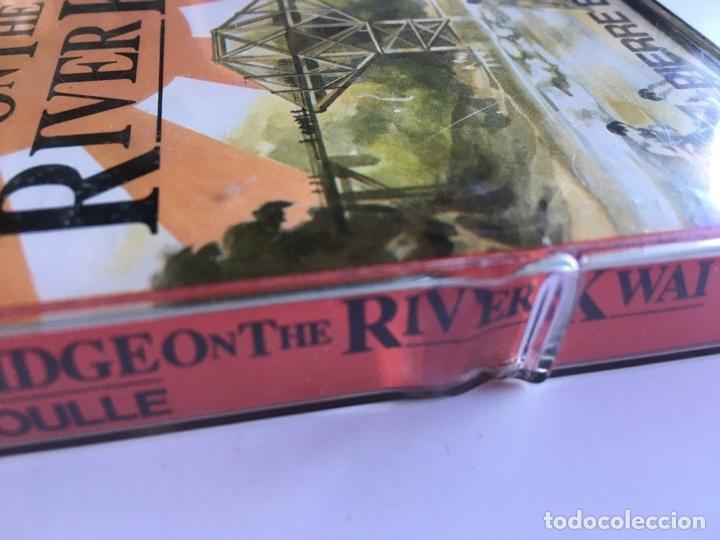 Casetes antiguos: Casete The Bridge on the river Kwai. Pierre Boule. Listen for pleasure. EMI 1984. Doble Cassette - Foto 12 - 145201838