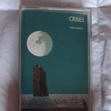 Casetes antiguos: MIKE OLDFIELD CRISES . Lote 145618350