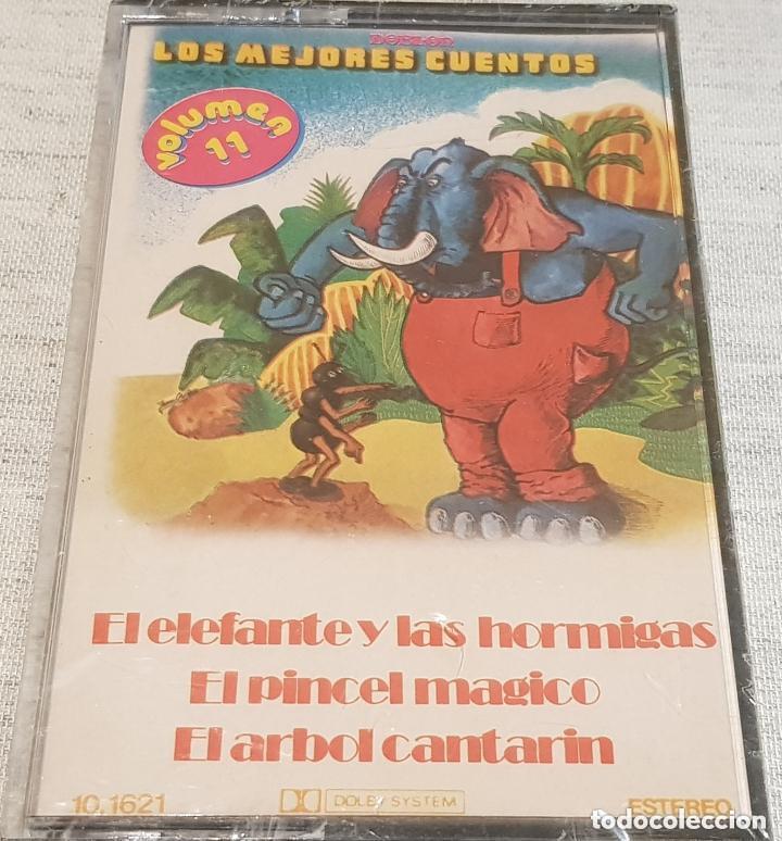 LOS MEJORES CUENTOS / VOLUMEN 11 / MC - DIAL DISCOS - 1981 / PRECINTADO - OFERTA !! (Música - Casetes)