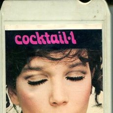 Cassettes Anciennes: COCKTAIL 1 / TWIN PACK (CARTUCHO STEREO 8). Lote 146613750