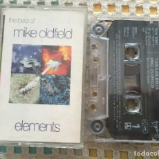 Casetes antiguos: THE BEST OF MIKE OLDFIELD ELEMENTS 1973 2001 CINTA CASETE CASSETTE KREATEN. Lote 147191658