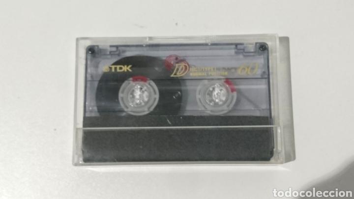 Casetes antiguos: Cassette Héroes del Silencio Presentación 40 Principales. - Foto 3 - 147397881