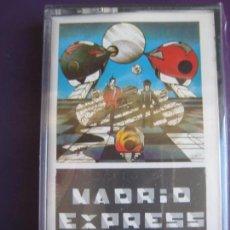 Casetes antiguos: MADRID EXPRESS CASETE PRECINTADA - MUNDO DISCO 1987 - ELECTRONICA TECNO SYNTH POP -. Lote 147429486