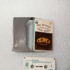 Casetes antiguos: THE BEATLES - LOVE SONGS VOL. I- EMI, 1977- CINTA DE CASETE / CASETTE. Lote 147680370
