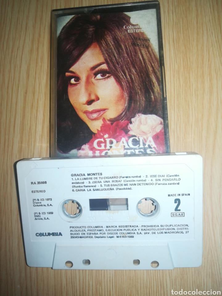 GRACIA MONTES (Musik - Kassetten)