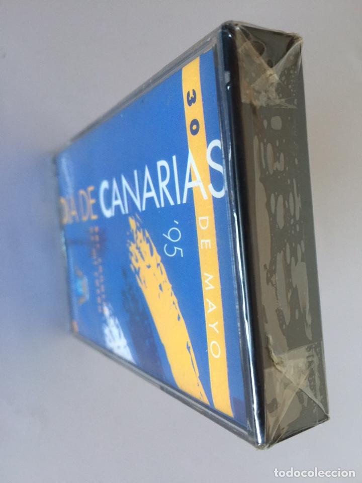 Casetes antiguos: 5 Casetes Música Canarias - Foto 5 - 147751364